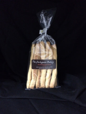 Almond Biscoitos Small Dipping Sticks Mini 12Ct. (3oz)