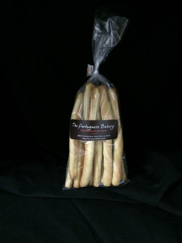 Lemon Biscoitos Small Dipping Sticks Mini 12Ct. (3oz)