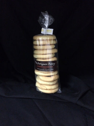 Vanilla Biscoitos Small Stack Mini 12Ct. (3.5oz)