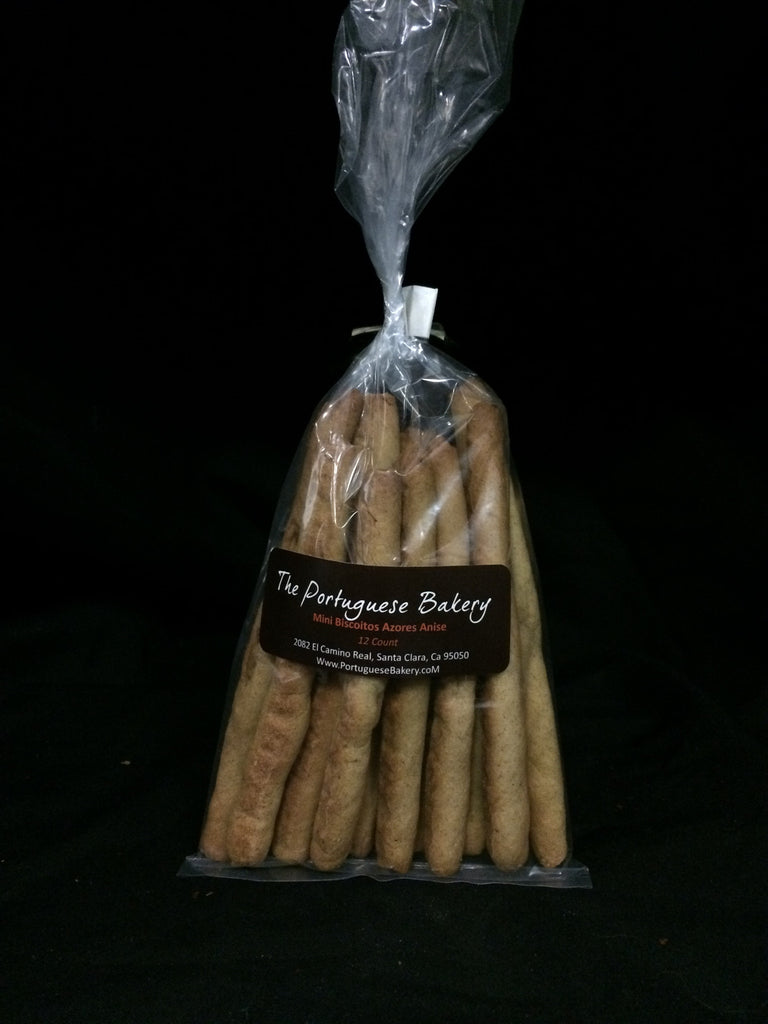Anise Biscoitos Small Dipping Sticks Mini 12Ct. (3oz)