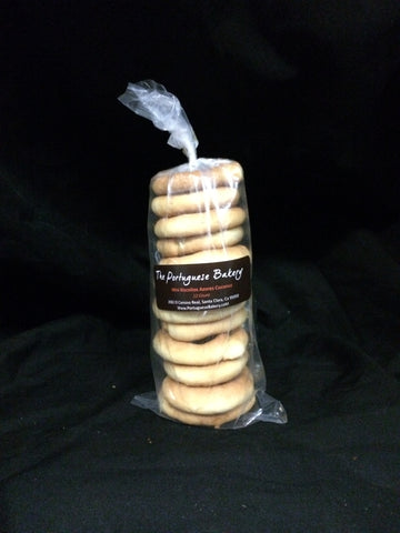 Coconut Biscoitos Small Stack Mini 12Ct. (3.5oz)
