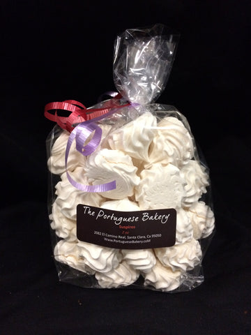 Suspiros Meringue Cookies Mini Large Bag