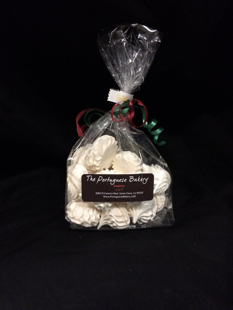 Suspiros Meringue Cookies Mini Small Bag 1.5oz