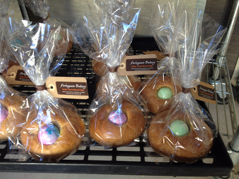 Easter Sweet Bread Round 1Egg 4oz (113g) (Available Easter 2017)