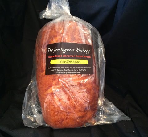 Cinnamon  Sweet Bread Large 13oz (368g)