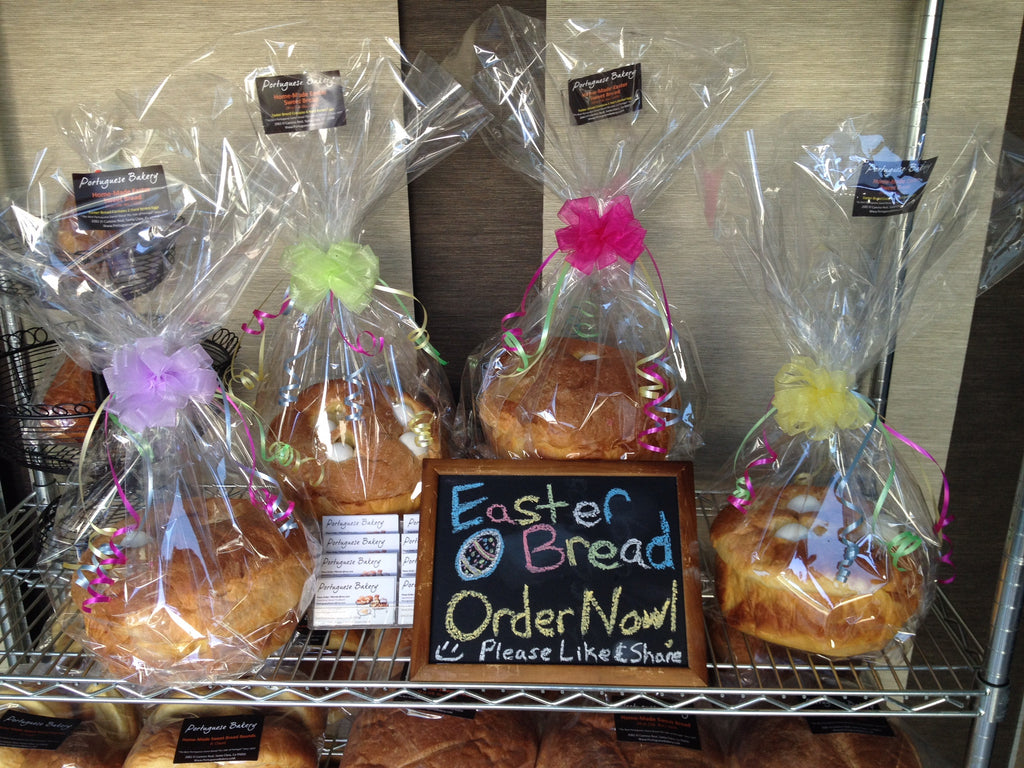 Easter Sweet Bread Jumbo 2Egg 24oz (680g) (Available Easter 2017)
