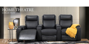 Vegas Home Theatre | Leather Gallery
