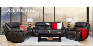 Cairo Home Theatre | Leather Gallery