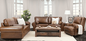 carolina leather couches