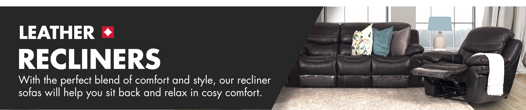 Leather Recliner Suite | Leather Gallery