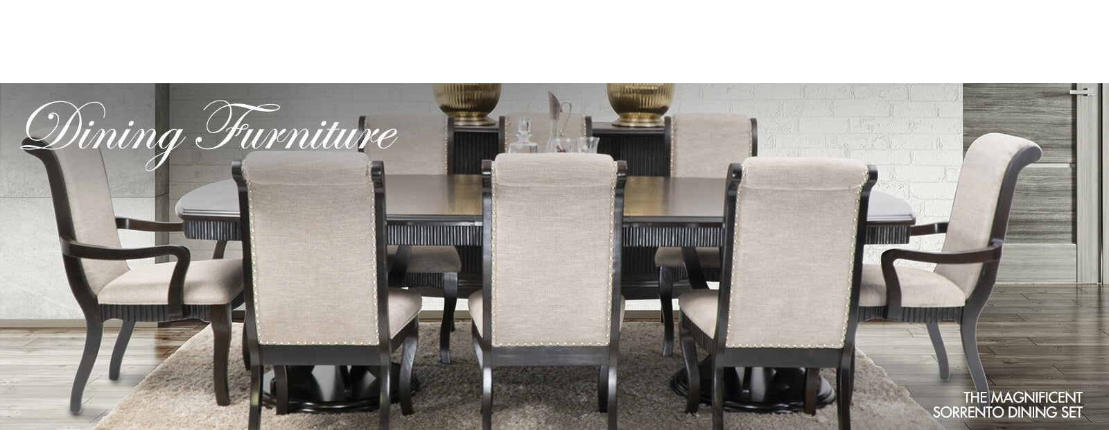 Dining Room Set | Leather Gallery