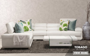 Tobago Sectional | Leather Gallery