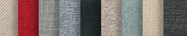 Fabric Lounge Suite Swatches | Fabric Couches | Range Of Fabric Couch Colours