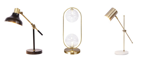 Table Lamps   Home decor   bedside lamps
