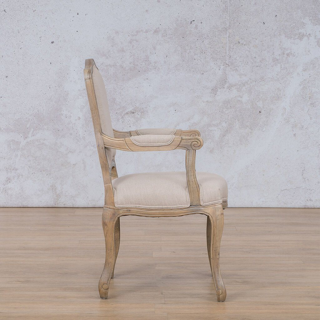 Duke Carver Dining Chair - Add On