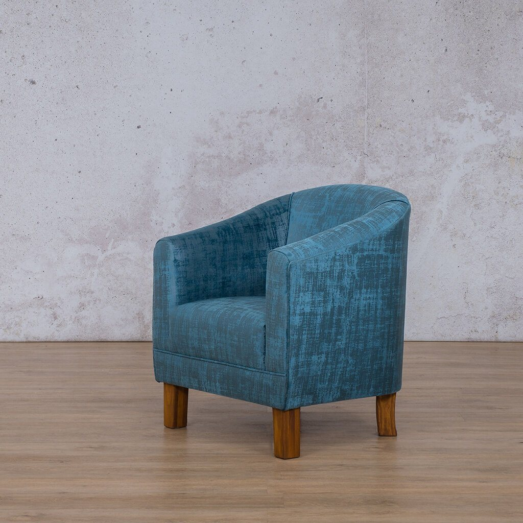 Club Occasional Chair | Leather Gallery