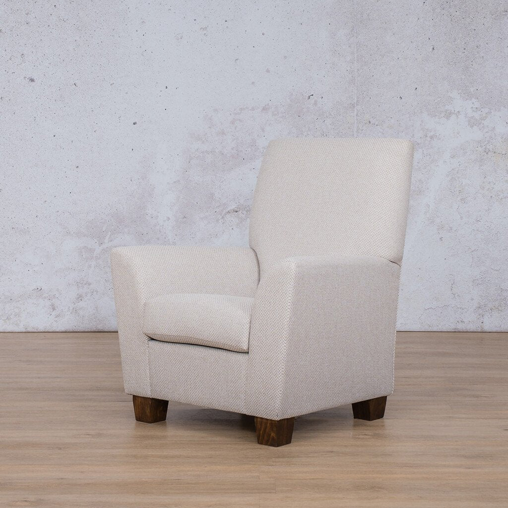 Lily Occasional Chair | Leather Gallery