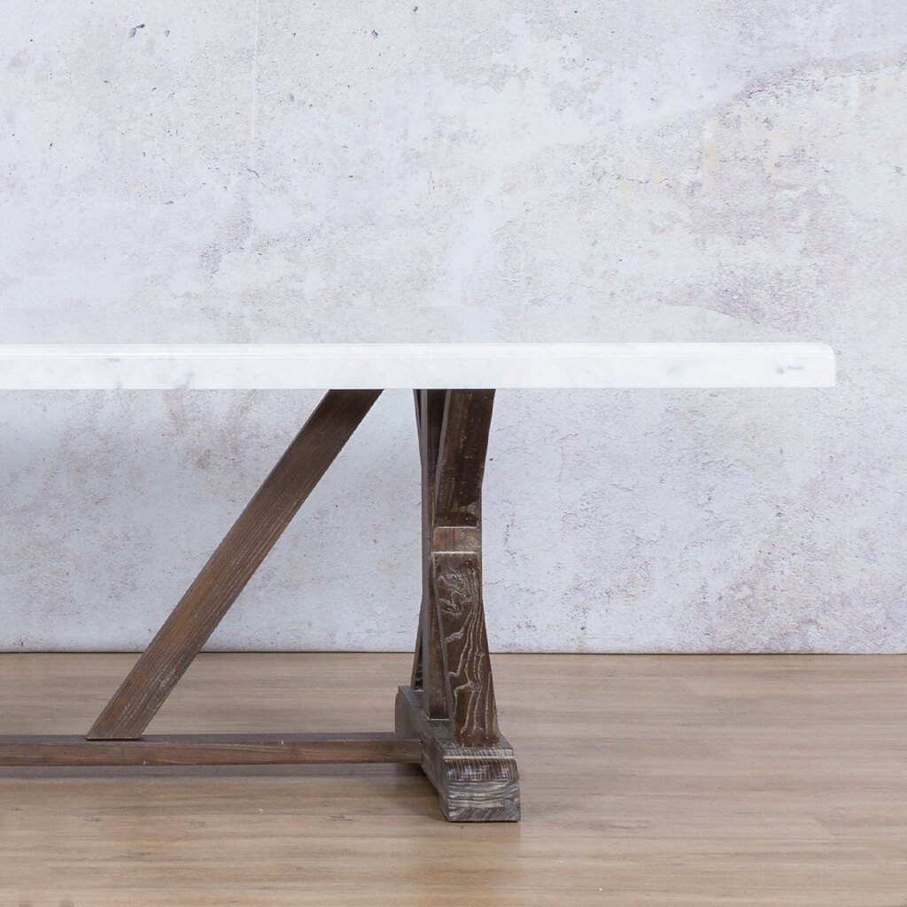 Berkeley Marble Dining Table - 2.4m - 8 or 10 Seater