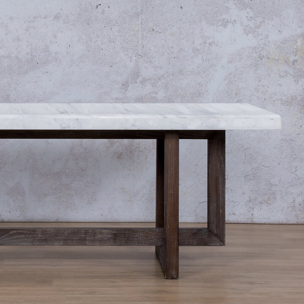 Bolton Marble Dining Table - 1.9m - 6 Seater