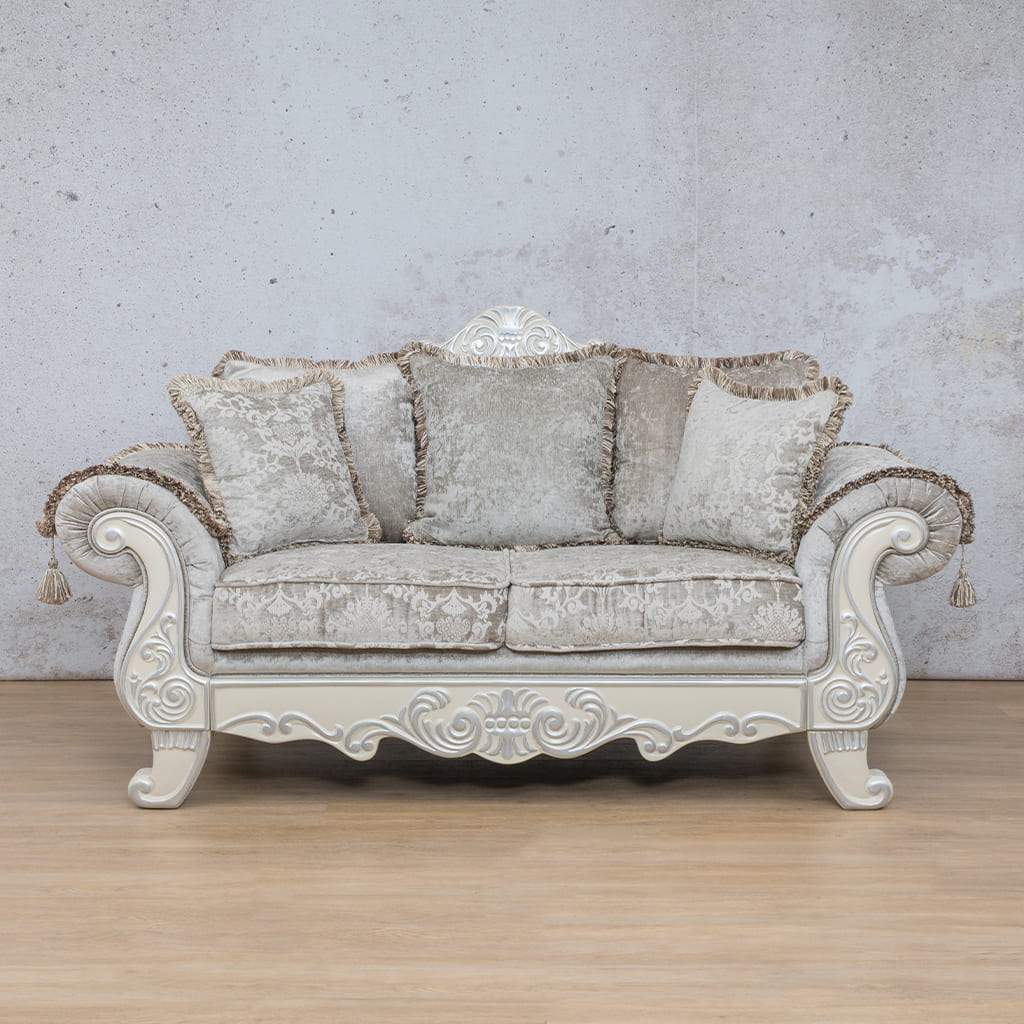 Chanelle 2 Seater Fabric Sofa