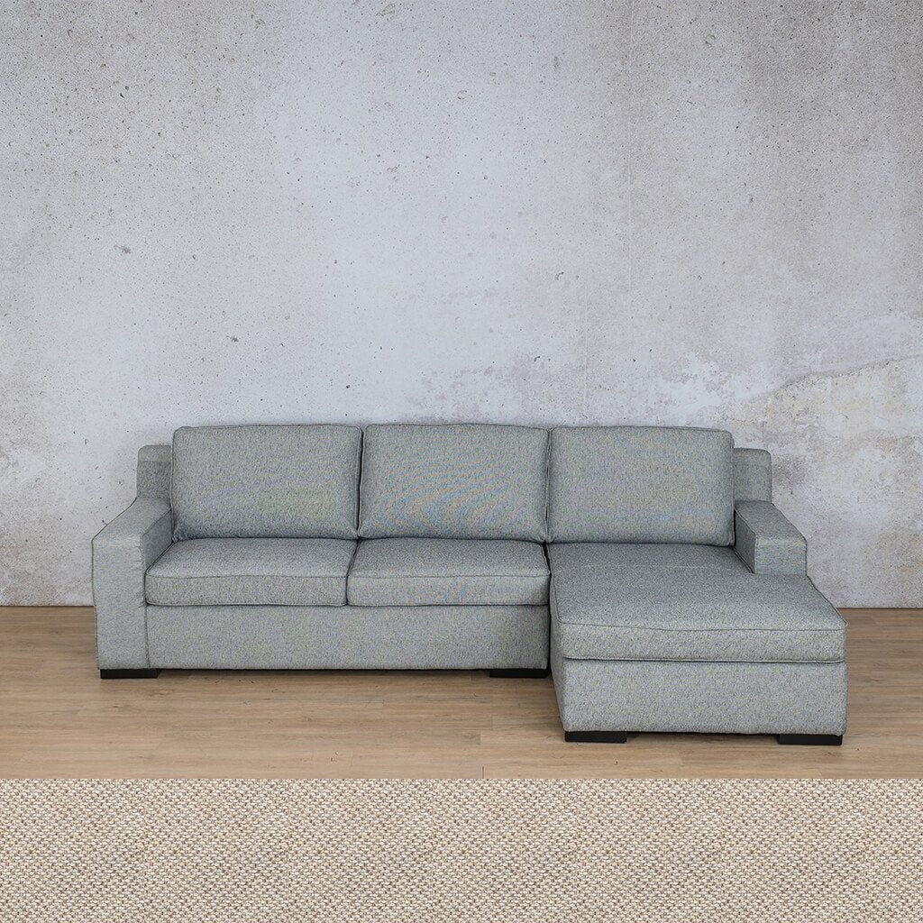 Arizona Fabric Corner Couch | Sofa Sectional-RHF | Dapple | Couches For Sale | Leather Gallery Couches