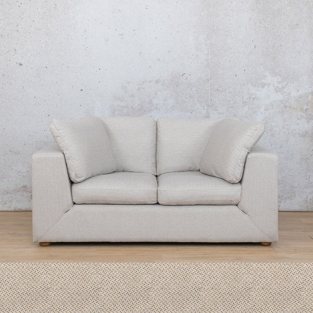 Skye Fabric Corner Couch | 2 Seater Couch | Dapple | Couches For Sale | Leather Gallery Couches