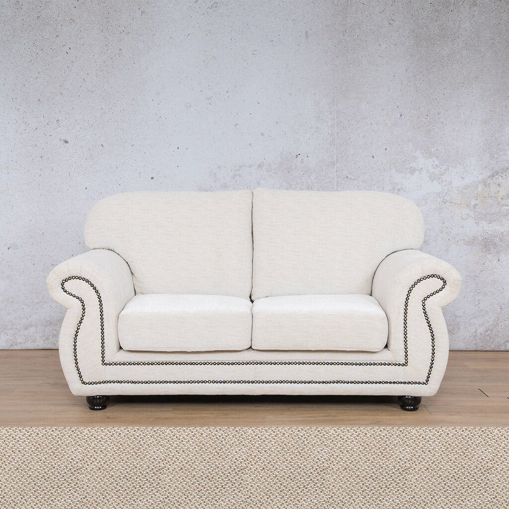 Isilo Fabric sofa suite | 2 Seater Couch  | Couches for Sale| Dapple | Leather Gallery Couches