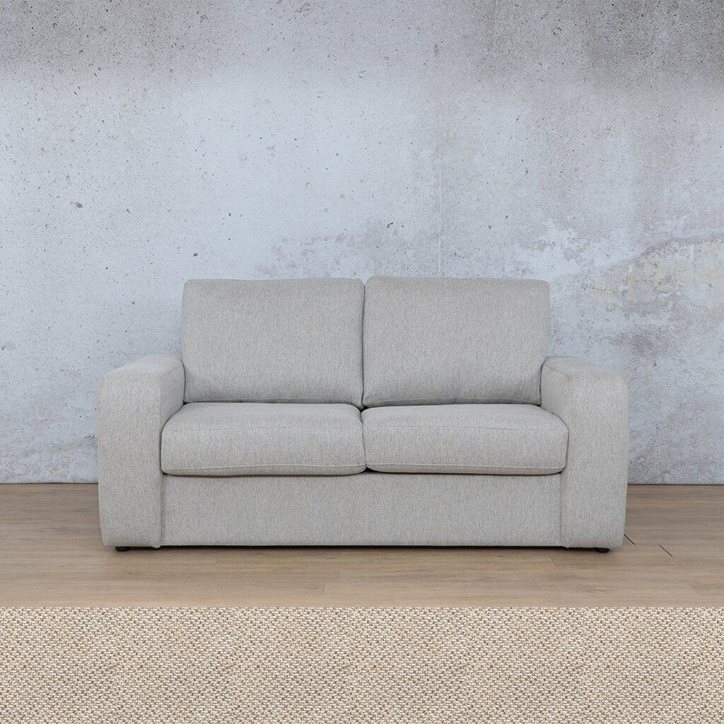 Stanford Fabric Sleeper Couch | 2 seater couch | Dapple | Couches for Sale | Leather Gallery Couches