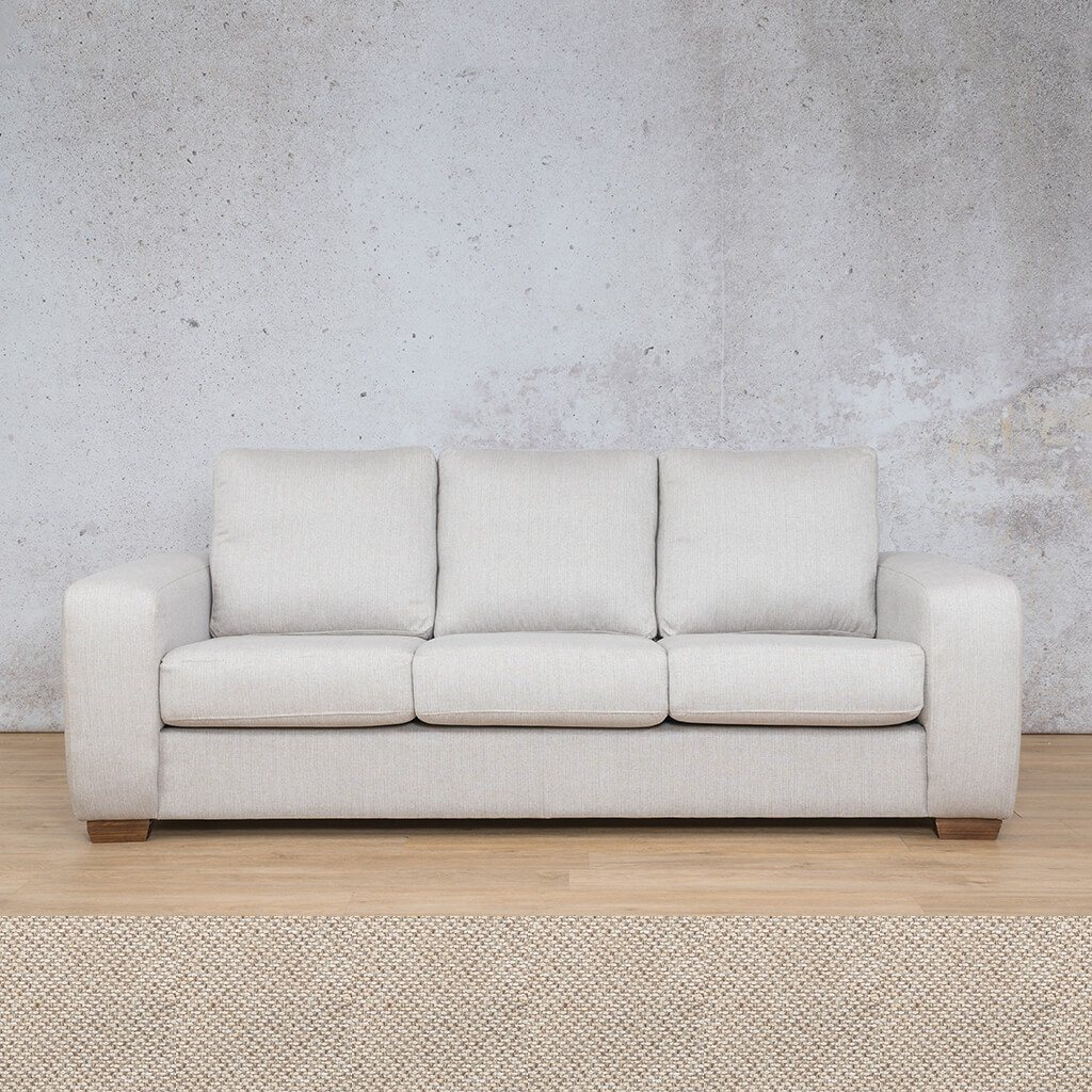 Stanford Fabric Couch | 3 seater couch | Dapple | Couches for Sale | Leather Gallery Couches
