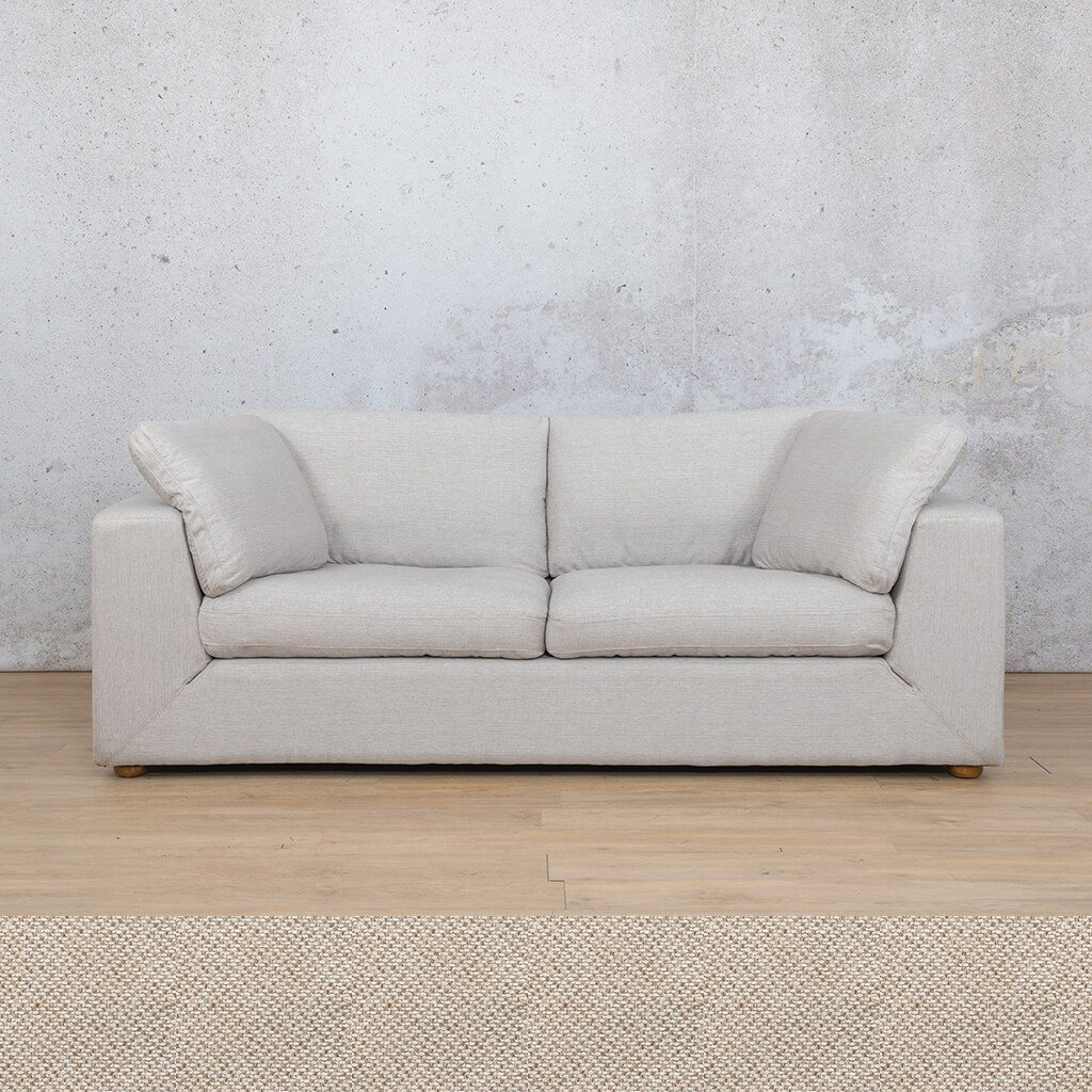 Skye Fabric Corner Couch | 3 Seater Couch | Dapple | Couches For Sale | Leather Gallery Couches