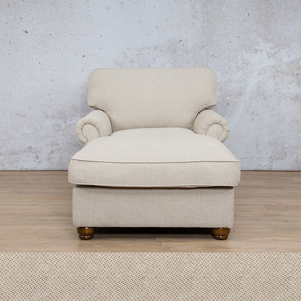 Salisbury Fabric Corner Couch | 2 Arm Chaise | Dapple | Couches For Sale | Leather Gallery Couches