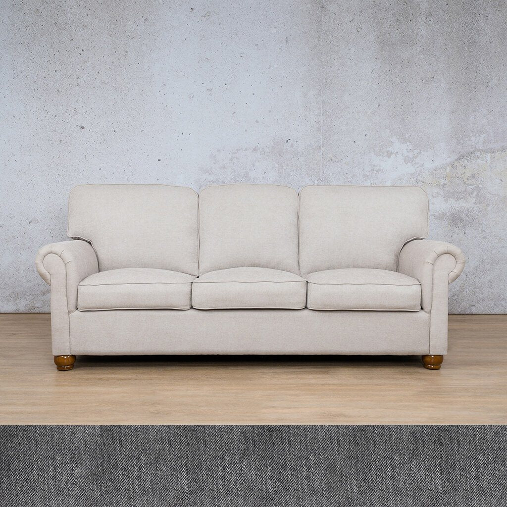 Salisbury Fabric 3 Seater