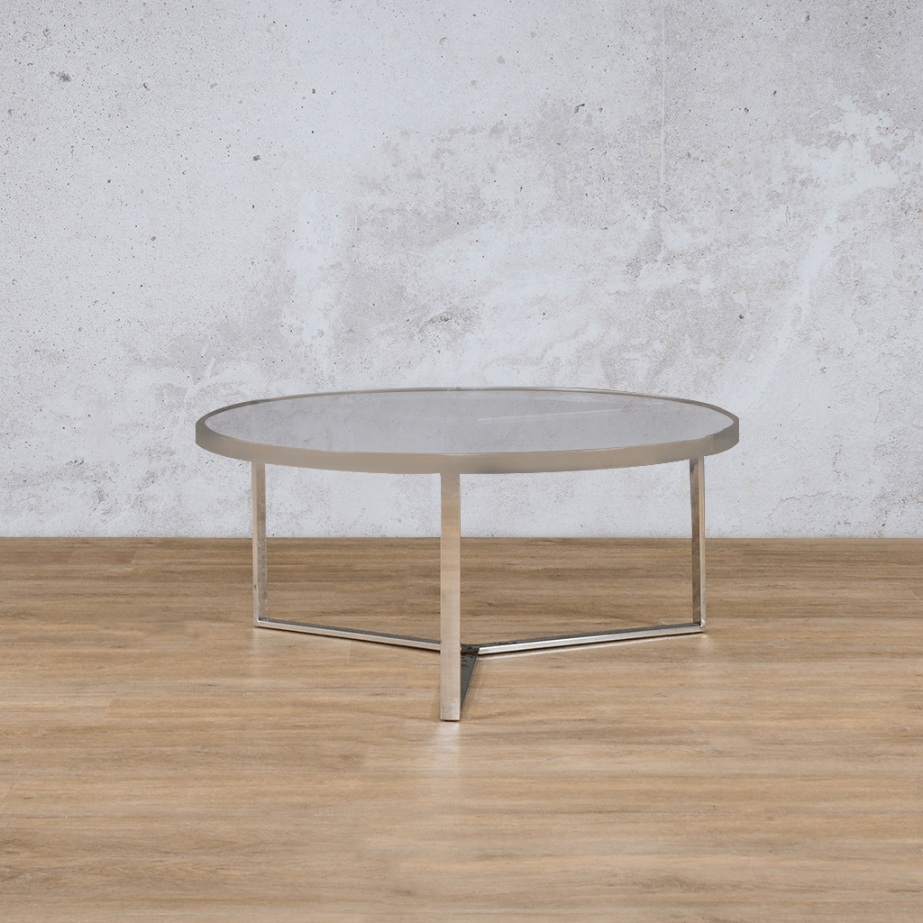 Ella Coffee Table | Leather Gallery