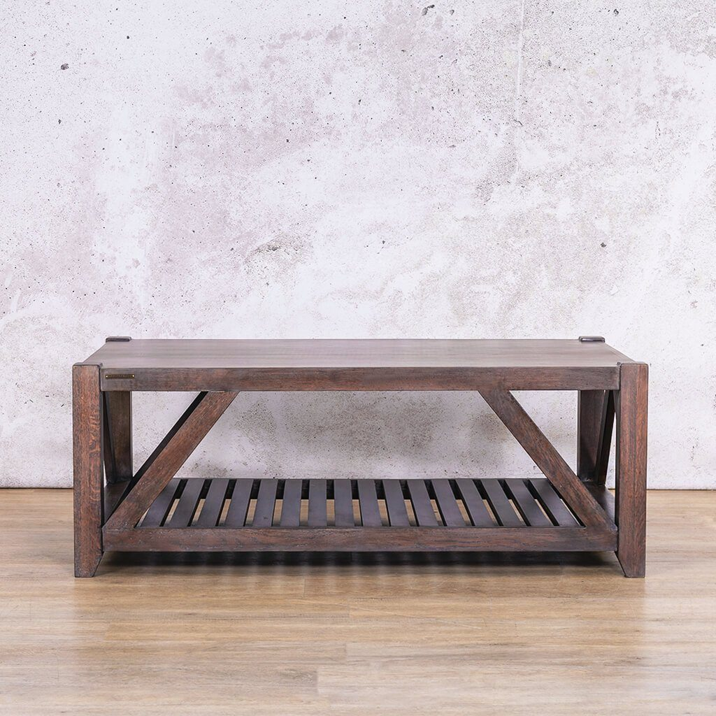Fairview Coffee Table | Leather Gallery