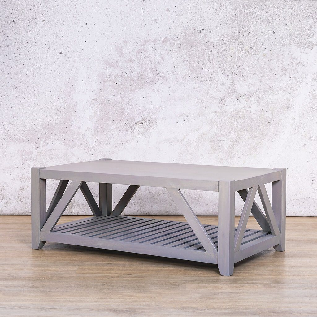 Fairview Coffee Table - Antique Grey