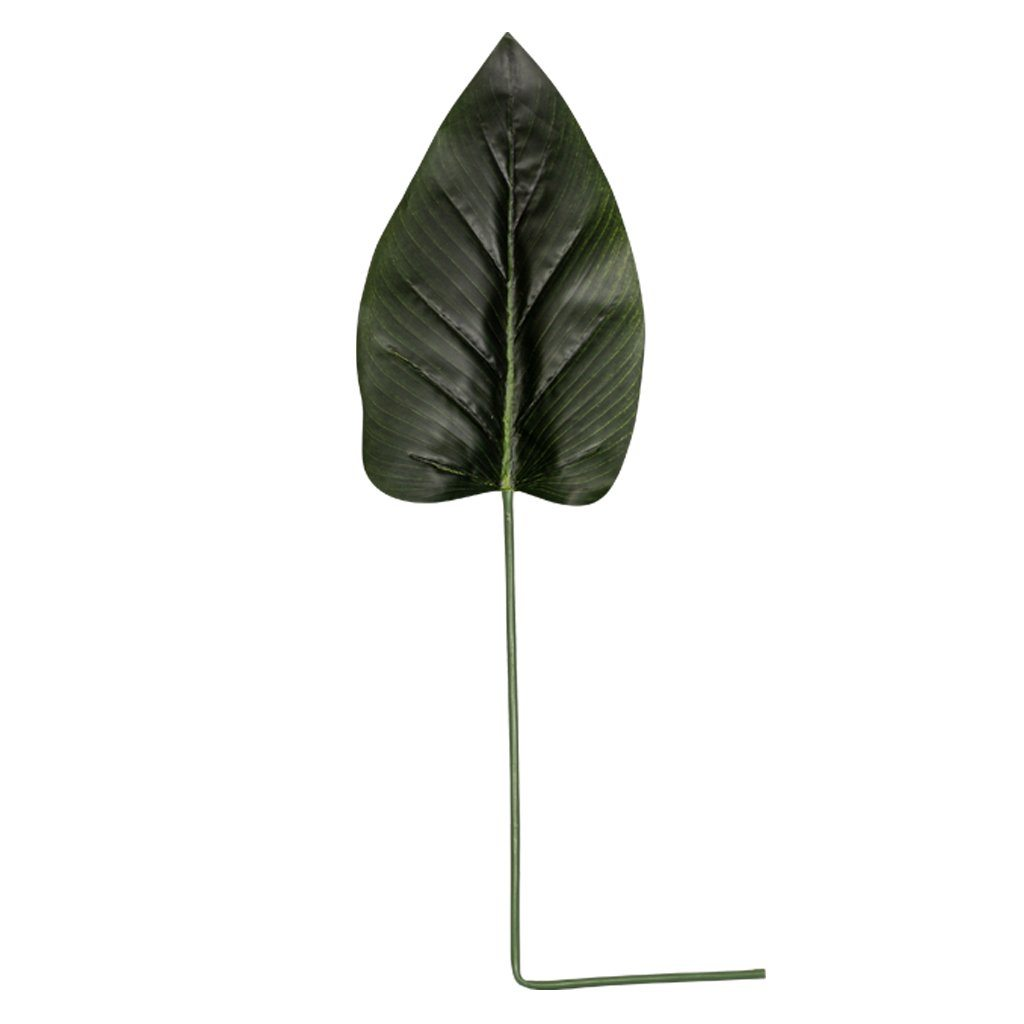 Faux Philodendron | Leather Gallery