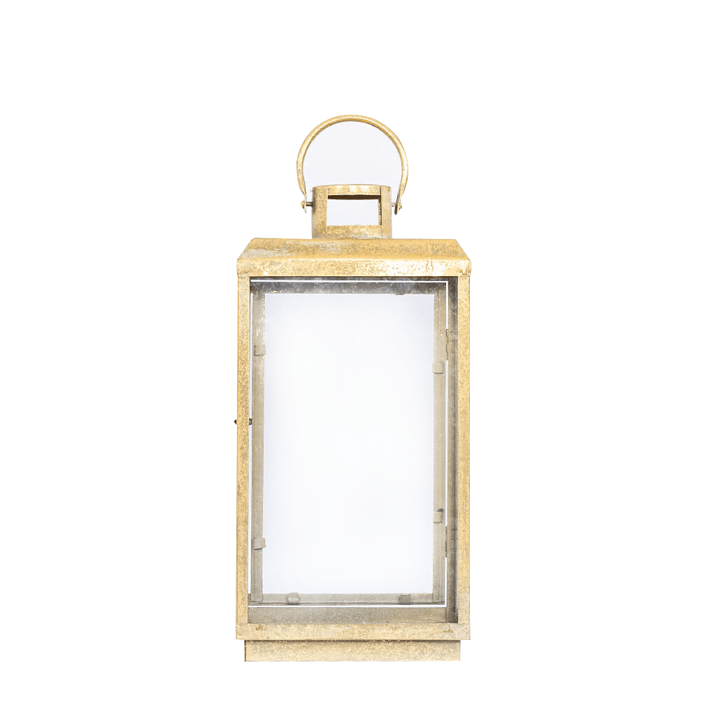 Gold | Liberty Lantern | Leather Gallery