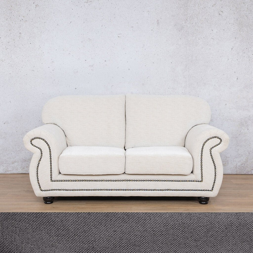 Isilo 2 Seater Fabric Sofa