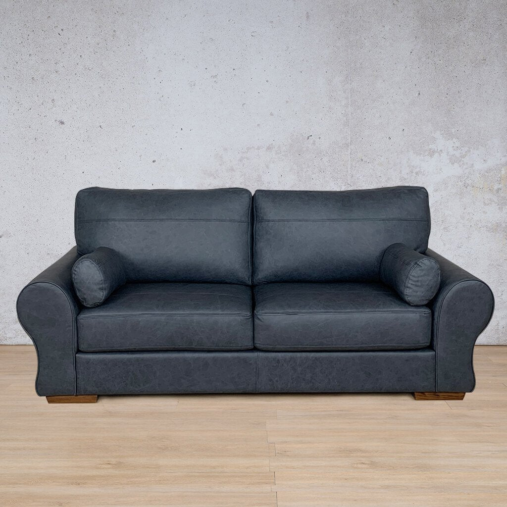 Carolina 3 Seater Leather Sofa