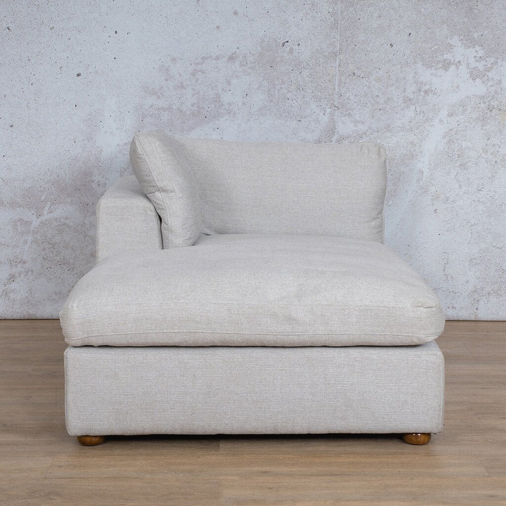 Skye Fabric Chaise Right Arm