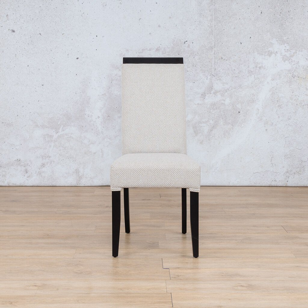 Urban Dining Chair | 1 Seater Dining Chair | Oyster | Dining sets for Sale | Wood | Leather Gallery Dining Sets