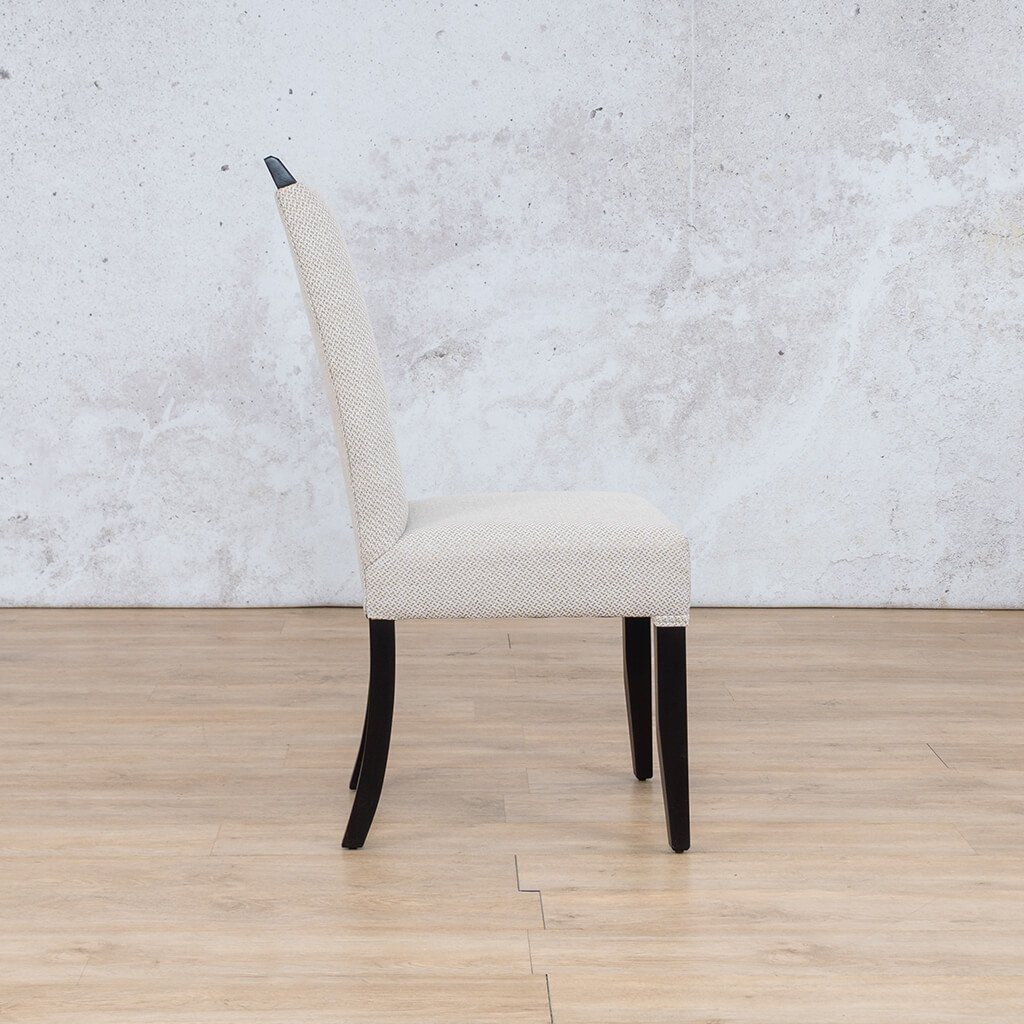 Urban Dining Chair | 1 Seater Dining Chair | Oyster | Side | Dining sets for Sale | Wood | Leather Gallery Dining Sets