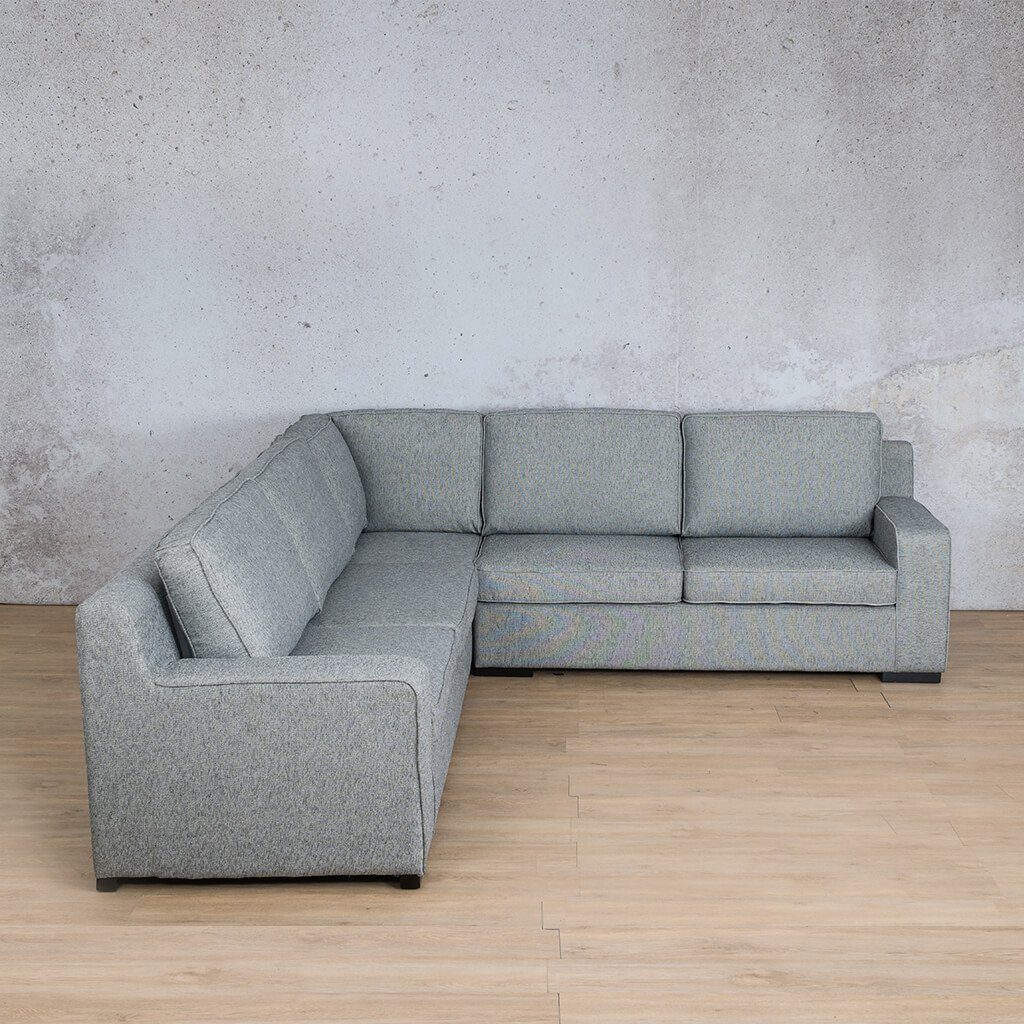 Arizona Fabric L-Sectional - 5 Seater