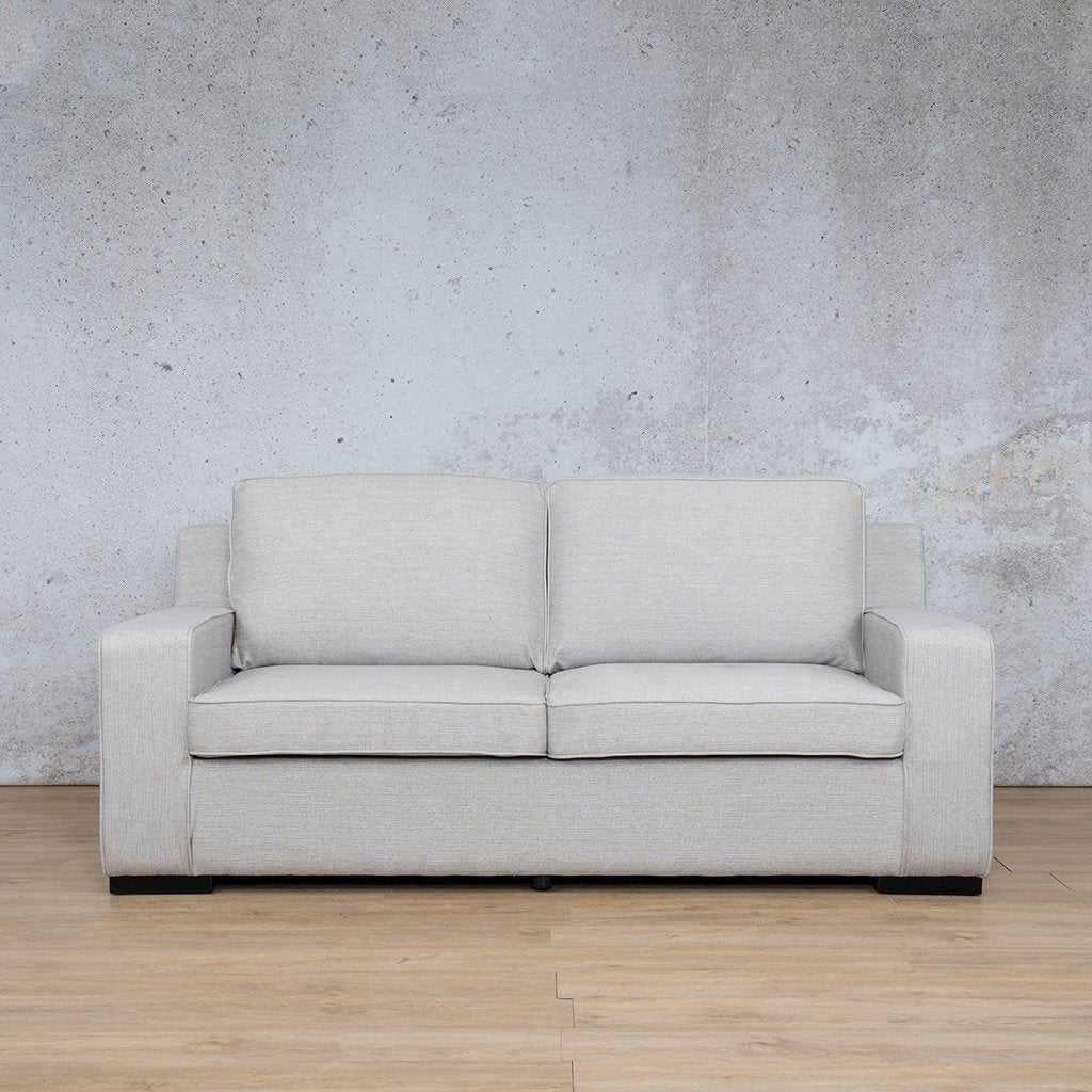 Arizona Fabric Couch | 3 seater couch | Oyster-A | Couches for Sale | Leather Gallery Couches