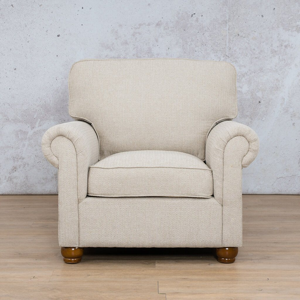Salisbury Fabric Couch | 1 Seater Couch  | Couches for Sale | Riverside S | Leather Gallery Couches