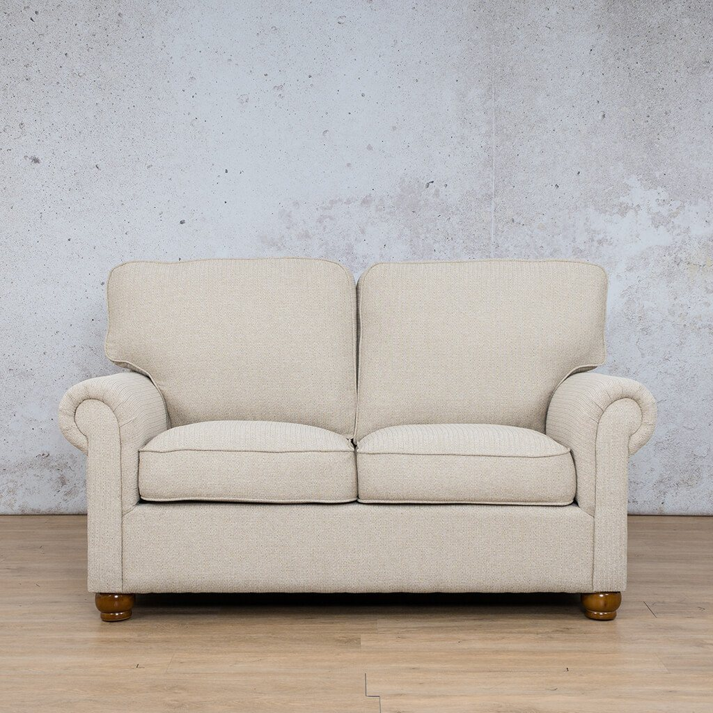 Salisbury Fabric  Couch | 2 Seater Couch | Couches for Sale | Riverside S | Leather Gallery Couches