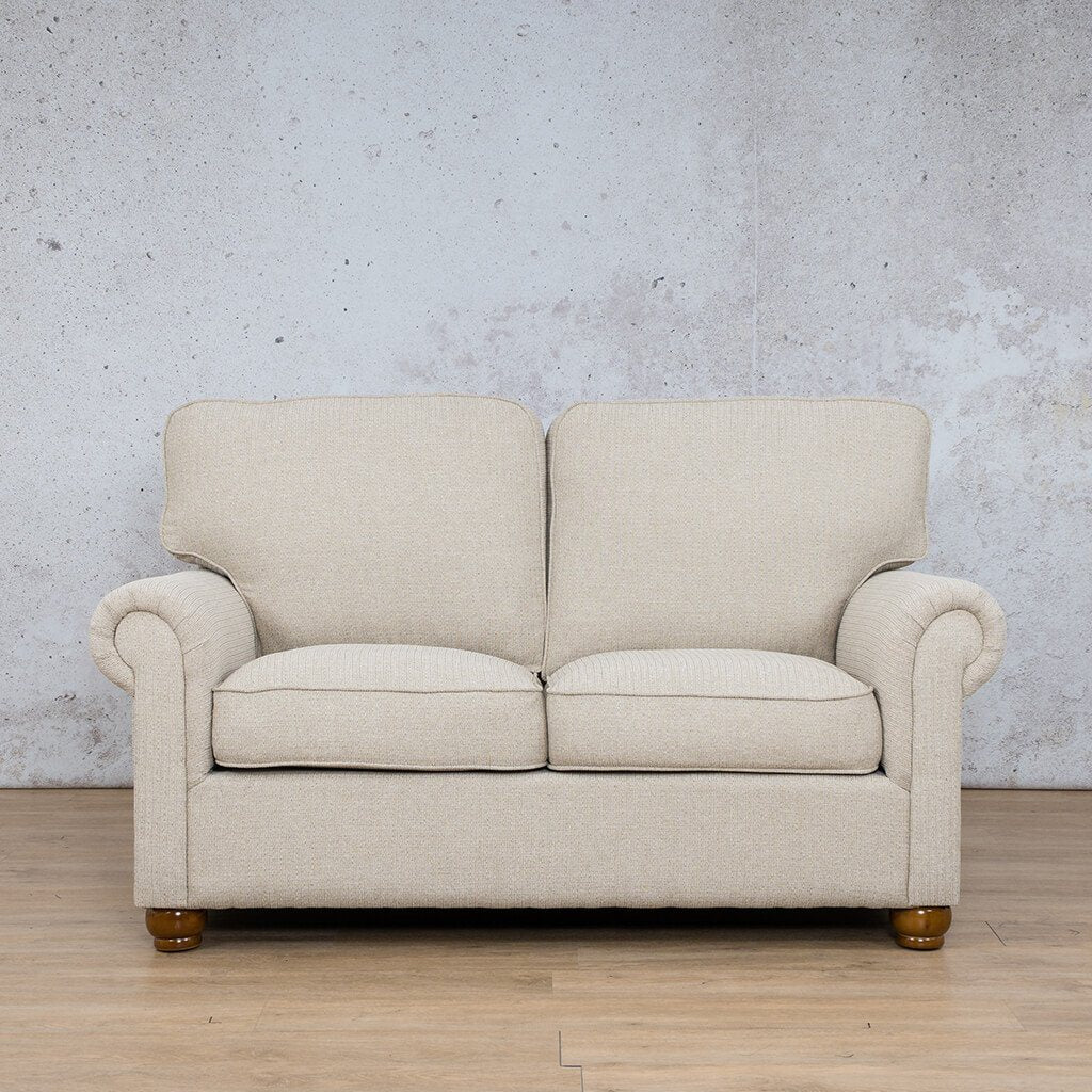 Salisbury Fabric Couch | 2 seater couch | Riverside S | Couches for Sale | Leather Gallery Couches