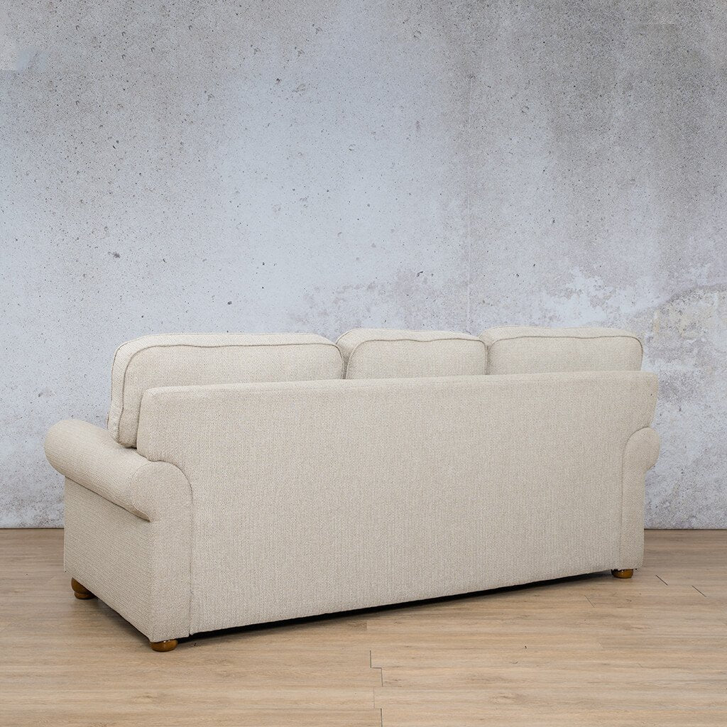 Salisbury Fabric Couch | 3 Seater Couch | Back angled | Couches for Sale | Riverside S | Leather Gallery Couches