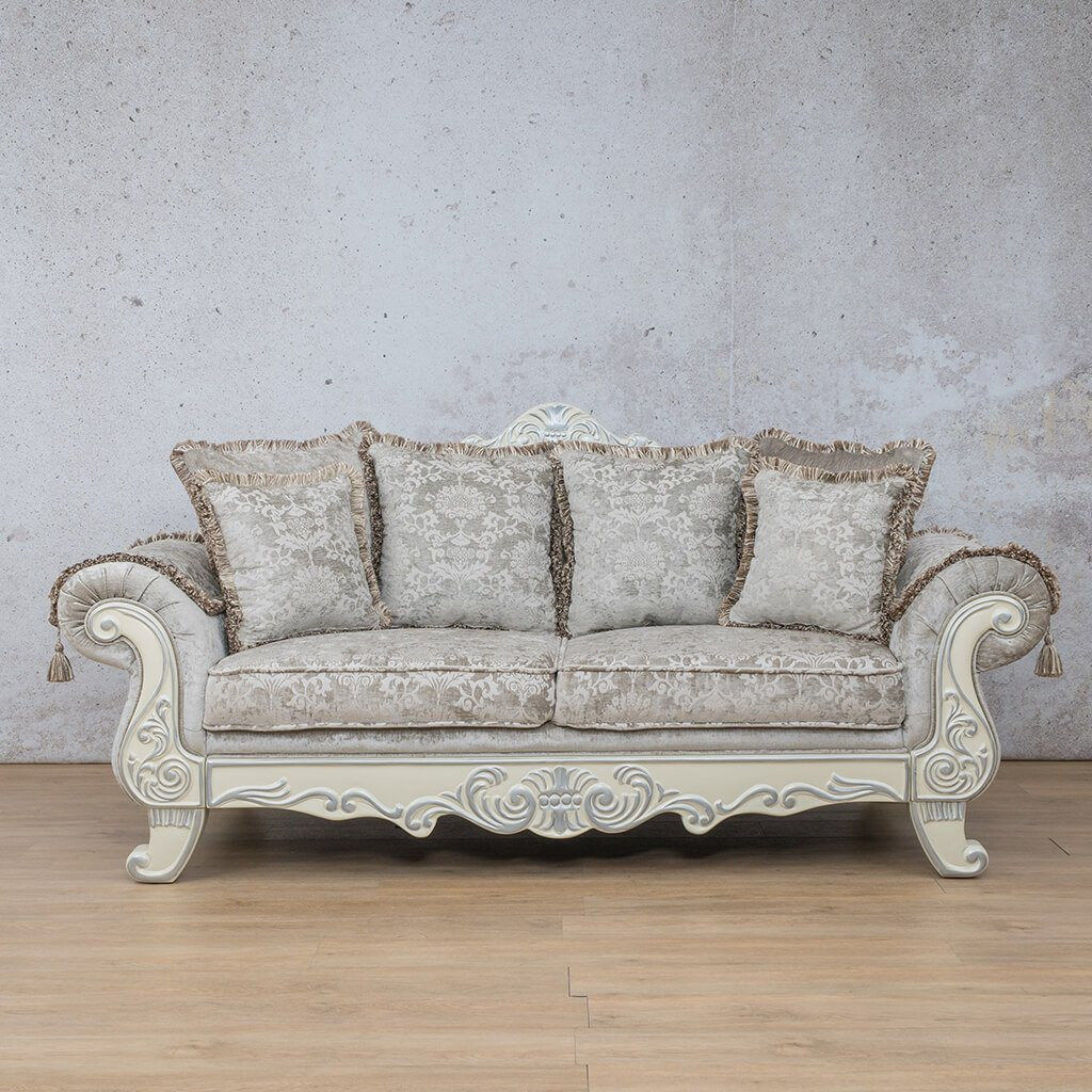 Chanelle 3+2+1 Fabric Sofa Suite