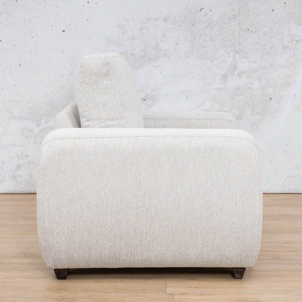 Stanford 1 Seater Fabric Sofa